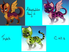 Open adoptables by Bexgirl2803