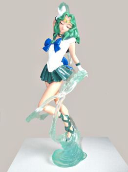 Sailor Neptune Deep Submerge by aleena