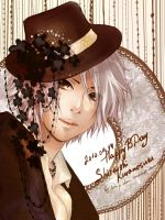 04.14 Happy Bday-Shiraishi- by Senkoku