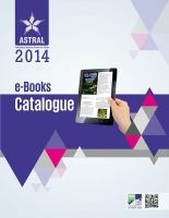 e-Books Catalogue Cover 2014 by sanjaygfx