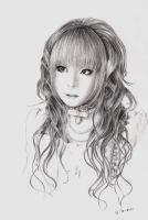 Our princess Hizaki by Mahuyu