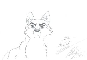 Balto - Aleu by MortenEng21