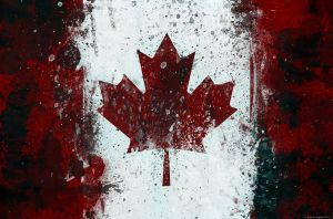Canadian flag wallpaper by GaryckArntzen