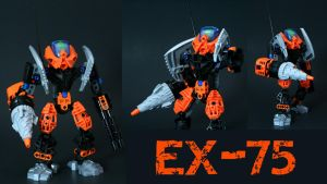 EX-75 by Deadpool7100