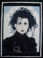 Edward Scissorhands by Somber-Surrender