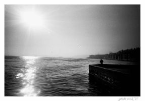 pier by lomo by fairylike