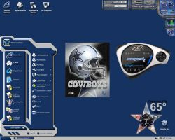 Dallas Cowboys Desktop by celticsfan