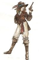 Pirate Garb Design by Forfaxia