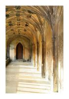 Cloisters by JRose-Photography