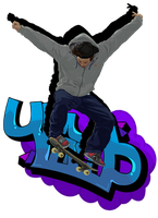 Skate The Ride by Ulamb