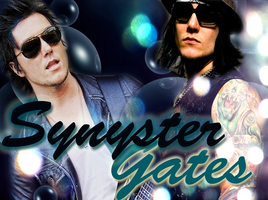 Synyster Gates Wallpaper by fakexreflection