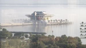 St Pete Pier 3433fog by cdbmiles1