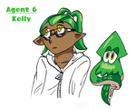 New squibs- Agent 6 by XyAckhart