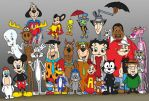 Toons by Lordwormm
