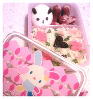 Usahana Bento by Cloty-chan