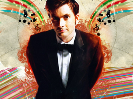 800x600 - David Tennant by Eleanor-York