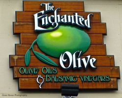 The Enchanted Olive by GlassHouse-1