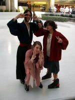 A-kon 20 : Cosplay on Ice 00 by HikaruChan4ever
