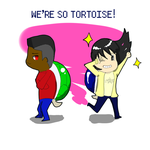 We're So Tortoise by Ongakuman