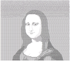 Mona Lisa Text.txt by Robertkenneth