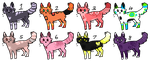 Cat Adopts XIII - {CLOSED} by Dreamyth-Adopts