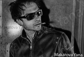 Ian Somerhalder by Makarova17