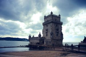 Torre de Belem (Belem Tower) by Brodrigues