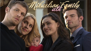 Mikaelson Family ATN -For Sale by BeautifulEditions94