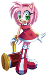 Amy by MetalPandora