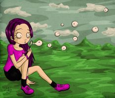 eye bubbles by Keks--Kruemel