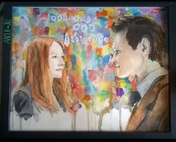 Raggedy Man Goodnight by Anouk-Jill