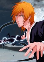 Ichigo deicide by Salty-art
