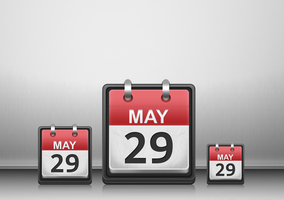 Calendar Icon by cm96