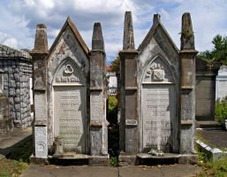 Lafayette cemetery by clandestine-stock