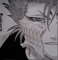 Grimmjow Jaegerjaquez ! by KuroInsanity