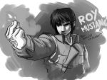 Roy mustang by Pyroow