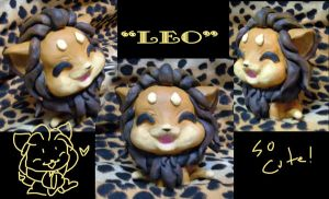 .:Leo:. by PhantomCarnival