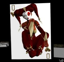 Queen of Hearts by SmoovArt