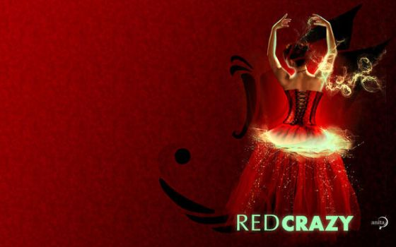 Red Wallpaper by khalanita