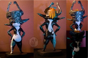 Midna by Nymla
