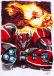 TF: Prime - Cliffjumper by Scraplet