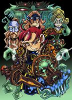 Warcraft: Ulduar and a Gnome? by knight-mj