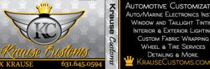 Krause Customs Business Cards by SiR-FrAggZaLoTt