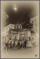 A night Walk in Athens 001 by etsap