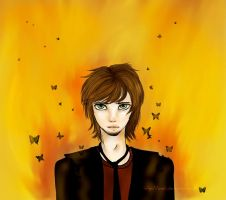 Prince of Butterflies by Zoehi