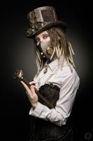 Mad Hatter from Alice in SteamLand by ElBorodero