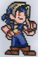 custom Locke beaded sprite by nekomusume