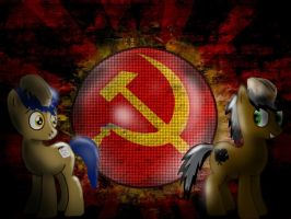 SOVIET RUSSIA NKVD PONIES *UPD* by Psycho142