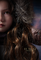 Breaking Dawn. Part 2. Poster. Renesmee by Nikmarvel