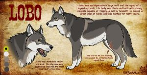 Lobo Reff Sheet 2012 by Sedillio